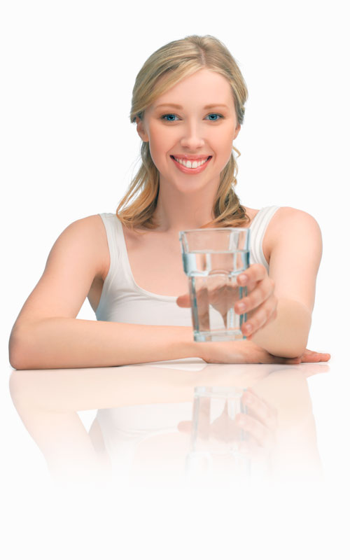 Proprietà dell'acqua alcalina ionizzata