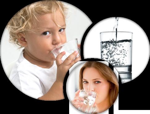 Caratteristiche dell'acqua da bere