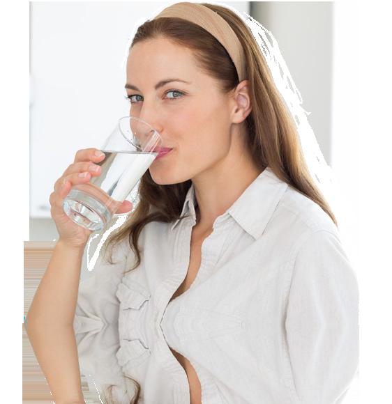 Bere acqua alcalina ionizzata