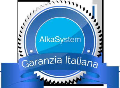 Garanzia Alkasystem